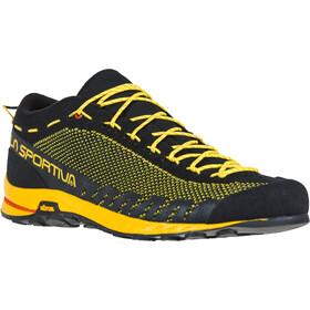 La Sportiva TX2 Schoenen Heren, black/yellow